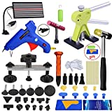 Fly5D Car Repair with Tools Bag Pops a Dent PDR Kit For Paintless Auto Dent Puller Setfor Automobile Body Motorcycle Refrigerator Washing Machine