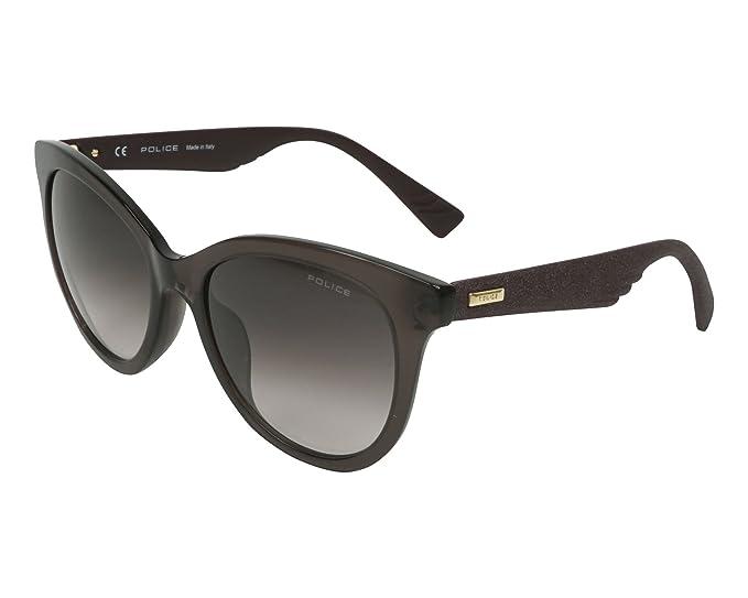 Police Sparkle 2, Gafas de Sol para Mujer, Marrón (Shiny Brown),