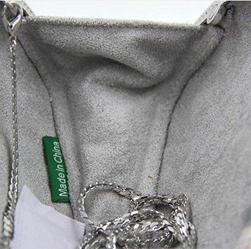 De Main Sac Sacs Sac Strass Bouquet Totes Femmes Cristal Soirée Fleur Slive À Bandoulière À D'embrayage 5Tdxv7nCq7