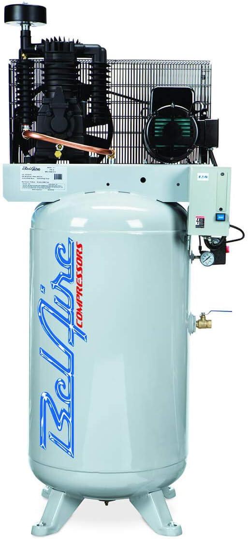 Belaire 80-gallon两级空气压缩机与起动器