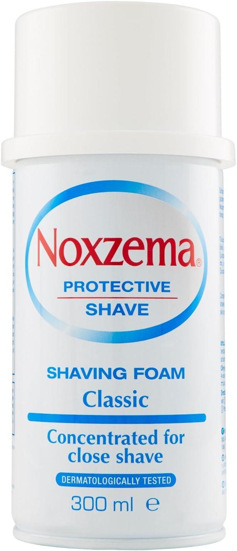 Noxzema Protective Shave Classic Espuma de Afeitar - 300 ml