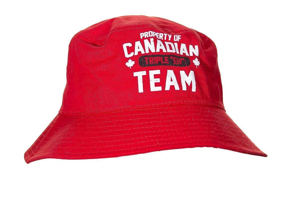 Canada Flag Canadian Themed Bucket Hat