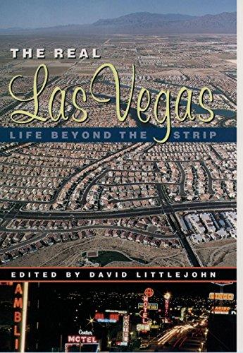 Download The Real Las Vegas: Life Beyond the Strip Pdf
