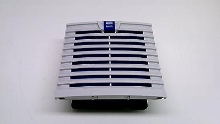 Rittal 3238124 - Ventilador con filtro 55m3/h 24v: Amazon.es ...