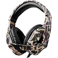 Yongluo KUBITE T-173 3,5 mm Fone de ouvido para jogos com fio Fone de ouvido de música Fone de ouvido para cancelamento…