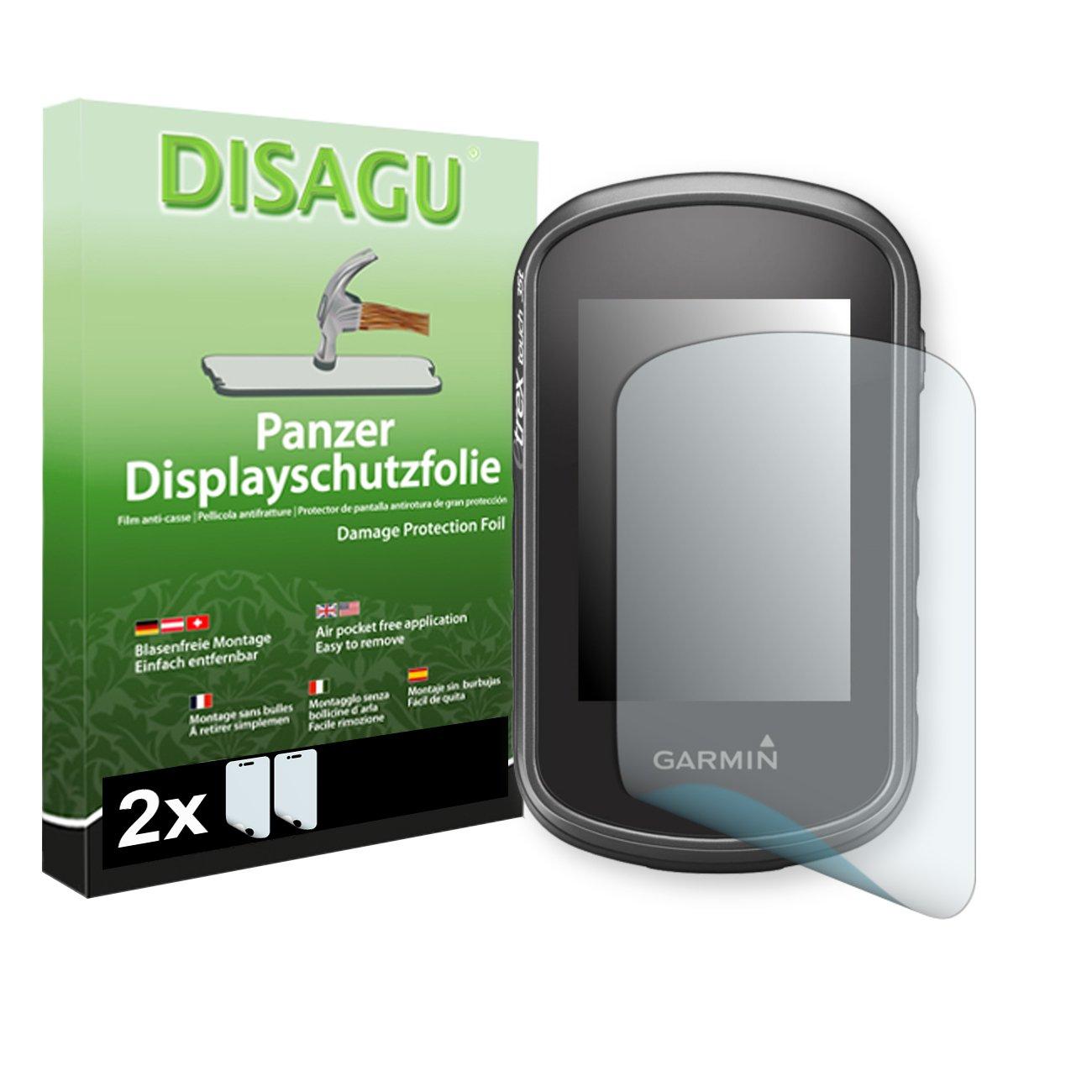 2 x DISAGU Armor screen protector for Garmin eTrex Touch 35 screen fracture protection film #dp6579_2
