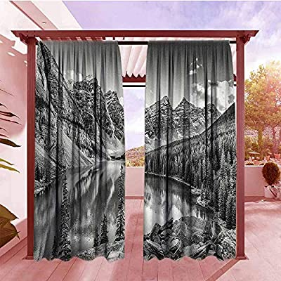 DGGO Simple Curtain Birthday Decorations for Kids Singing Birds Happy Birthday Song Flags Cone Hats Party Cake Set of 2 Panels Multicolor