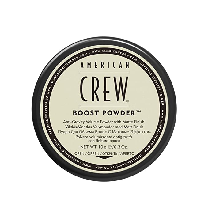 American Crew Boost Powder, Polvo antigravedad y Volumen con acabado mate, 10 gr.: Amazon.es: Belleza