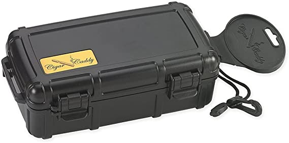 Cigar Caddy 3240 Travel Cigar Humidor