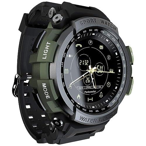 LOKMAT Sports Waterproof Smart Watch review