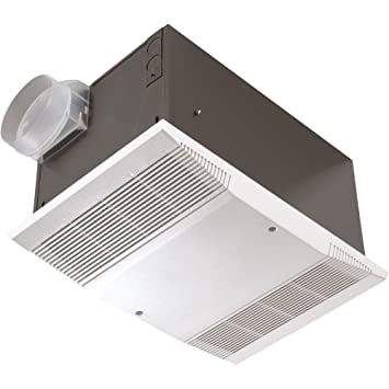 NuTone 9905 Bath Fan with Heater Deluxe Heat A Vent 1500W Heater 70 CFM. NuTone 9905 Bath Fan with Heater Deluxe Heat A Vent 1500W Heater