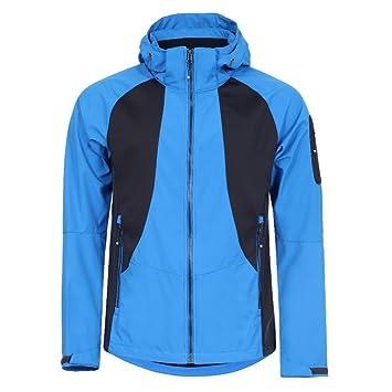 Softshell Jacke für Herren von Icepeak Seamus mit Kapuze, Größe:S;Farbe: