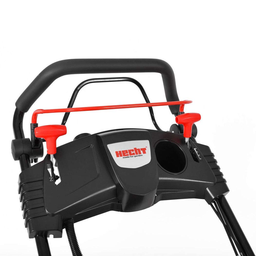 HECHT 5534 SWE Walk behind lawn mower Gasolina - Cortacésped ...