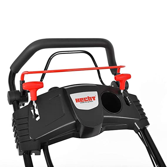 HECHT 5534 SWE Walk behind lawn mower Gasolina - Cortacésped (Walk ...