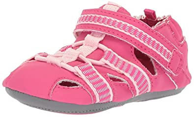 a59fcd025f6b1 Robeez Girls  Sandal-Mini Shoez Crib Shoe
