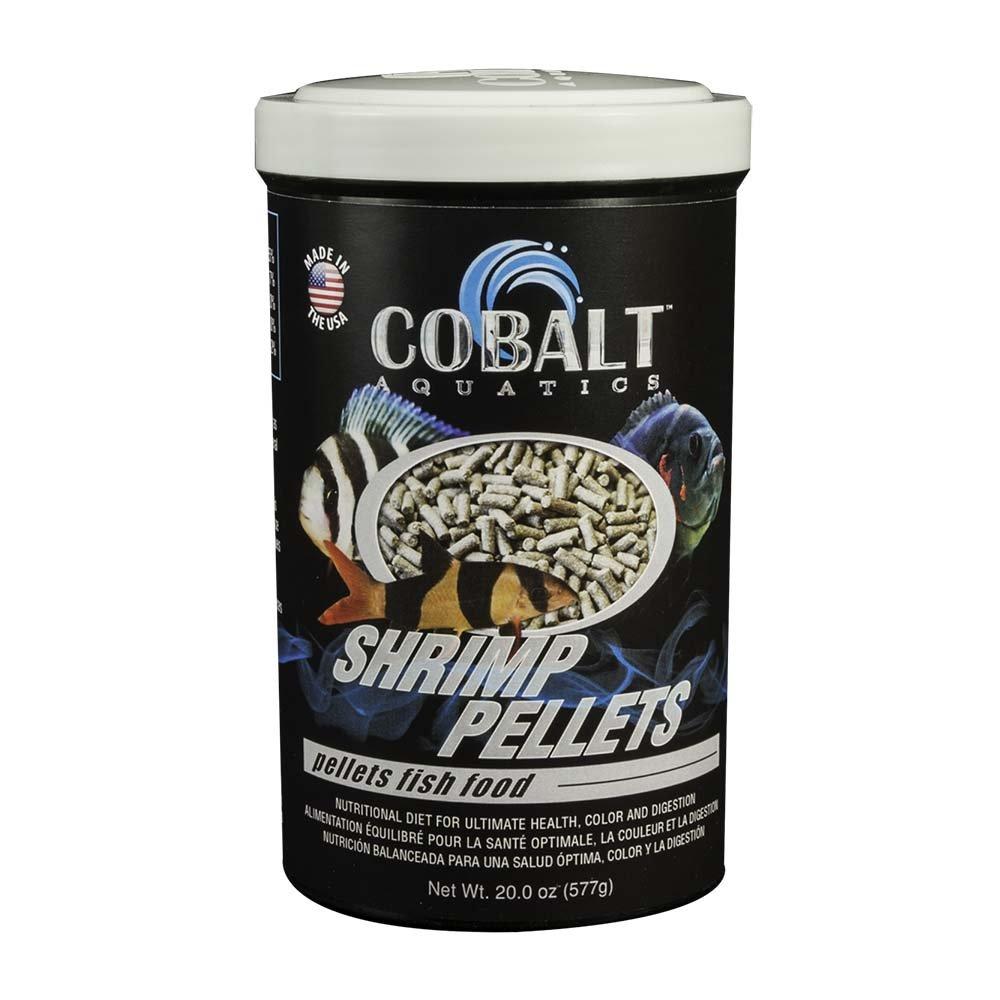 Cobalt Aquatics gamberetti Pellet, 567 Gram
