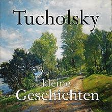 Kleine Geschichten Hörbuch von Kurt Tucholsky Gesprochen von: Andreas Dietrich