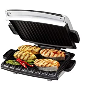 George Foreman GRP99 siguiente grilleration Jumbo parrilla ...