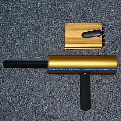 Detector de oro diamante máquina de detectar Detector de metales maquinaria profundidad 14 m: Amazon.es: Electrónica