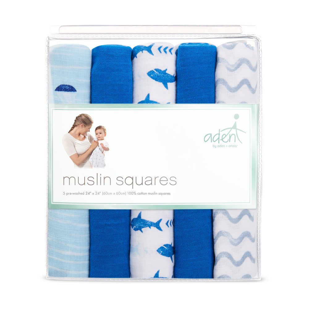 Aden by Aden Anais musy Squares Making Waves