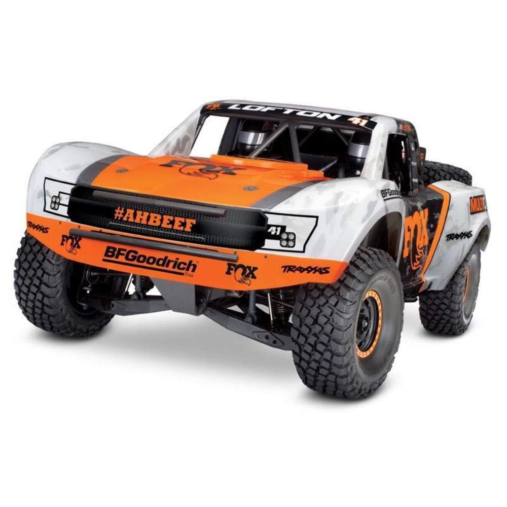 UNLIMITED DESERT RACER - 4X4