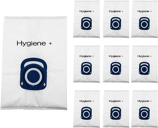 Green Label Empaque de 10 Bolsas de Alta Filtración Higiene + para ...