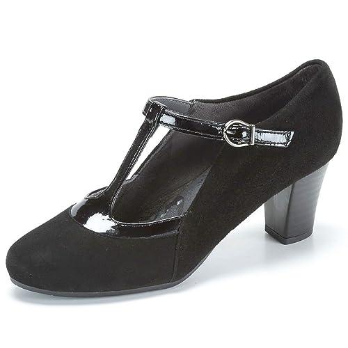 Tacón Zapato Medio37Amazon 1472 De Pulsera Mujer Pitillos yNOmnPv08w