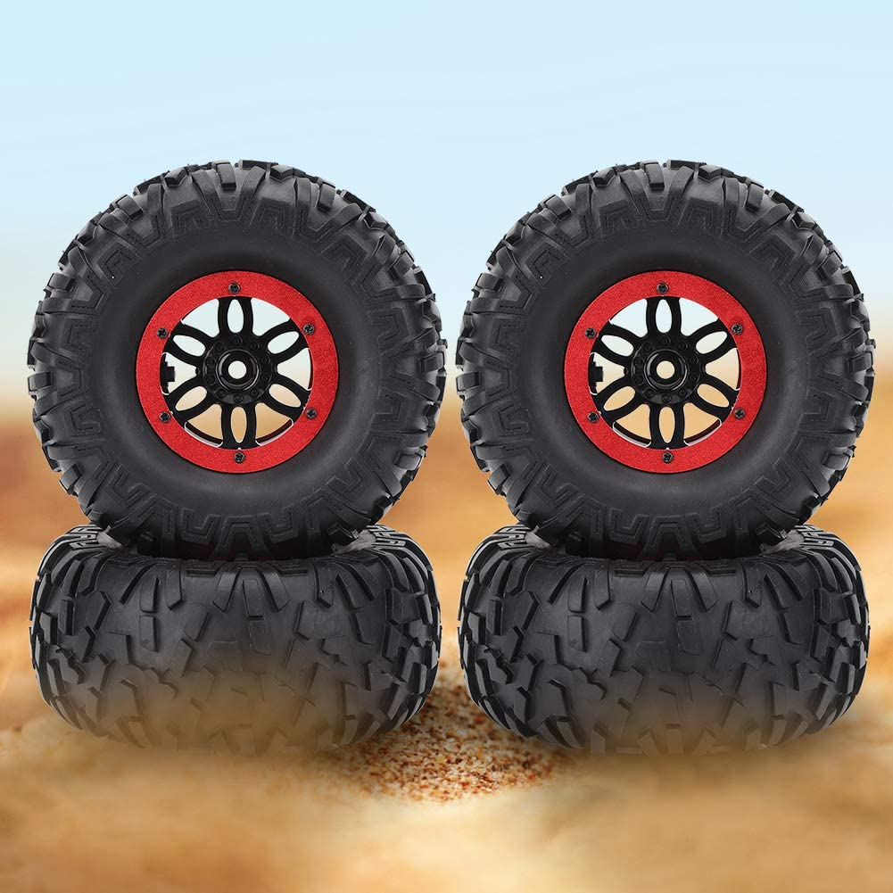 2.2 Inch Inflatable Tire Upgrade Spares for 1/10 RC 4WD Car Model RC Car  Tire Remote & App Controlled Vehicle Parts Remote & App Controlled Vehicles  & Parts ktlog.com.my
