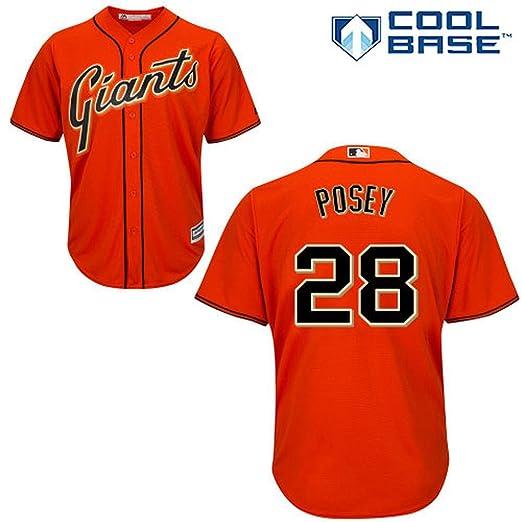 new concept ec513 36bc9 Amazon.com: Majestic Buster Posey San Francisco Giants MLB ...