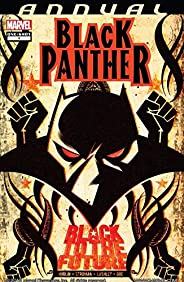 Black Panther (2005-2008) Annual #1 (English Edition)