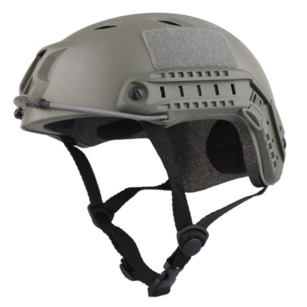 EMERSONGEAR Fast Helmet, BJ Version Tactical Military Combat Helmet FG by EMERSONGEAR
