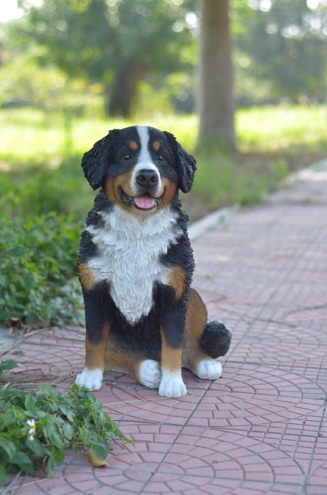 hi-line Geschenk LTD Berner Sennenhund Statue