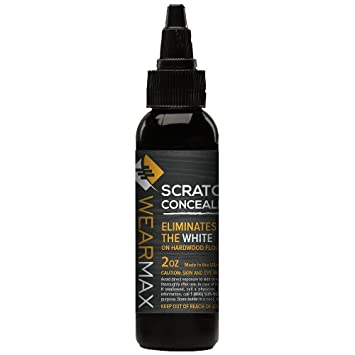 WearMax Scratch Concealer For Hardwood Flooring   Scratch Repair Touch Up U0026  Remover   Eliminate