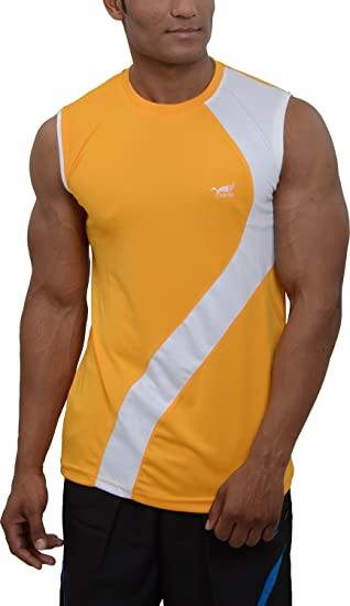 e2345d83aaee NNN Men s Polyester Sports T-Shirt  Amazon.in  Clothing   Accessories