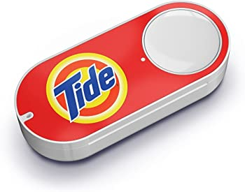 Tide Dash Button $4.99 Credit with First Press