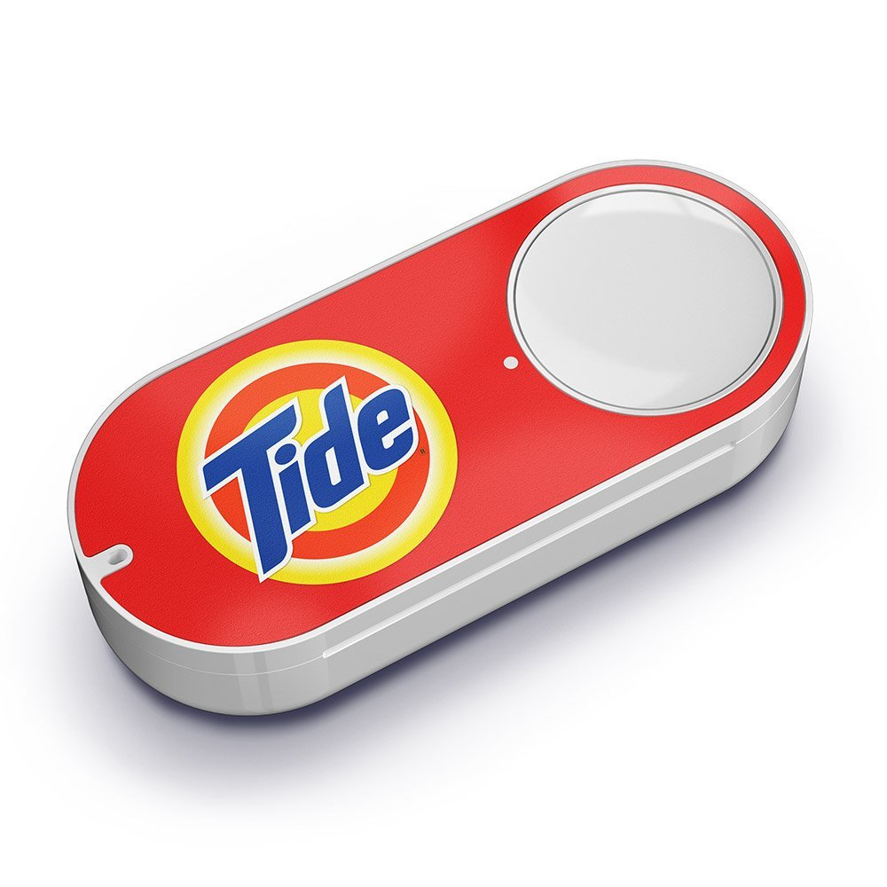 Tide Dash Button $0.99 + FREE.