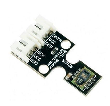 Amazon com: Arduino digital temperature and humidity sensor
