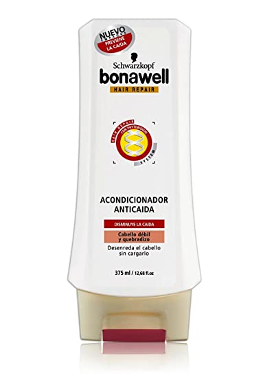 Schwarzkopf Bonawell Hair Repair & Loss Control Conditioner 375ml