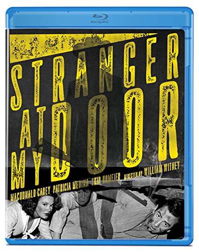 Stranger at My Door [Blu-ray]