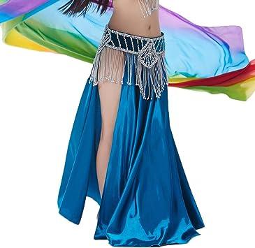 Guiran Danza del Vientre Faldas Largas Vestidos De Mujer Latina ...