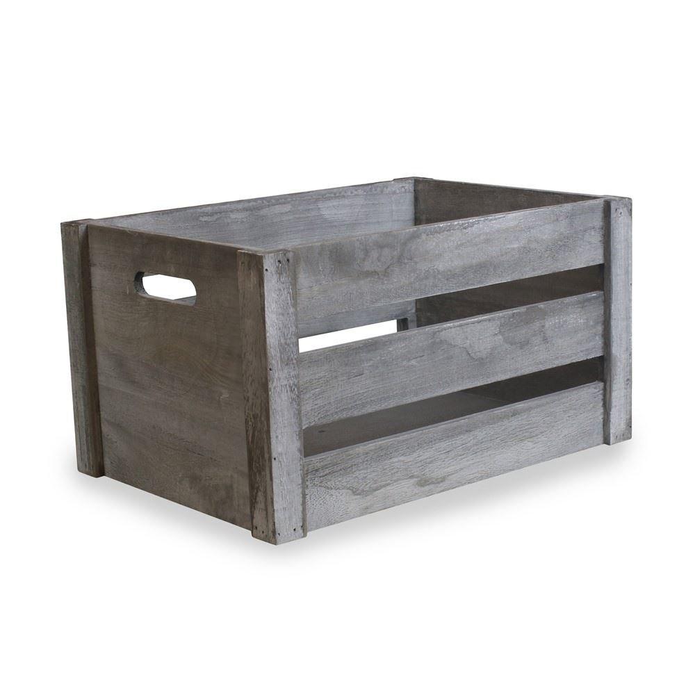 Medium Deep Vintage Crate