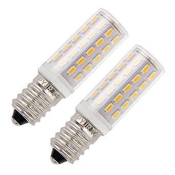 Bombillas para nevera, PYJR E14 Bombilla LED 5W Equivalente 50W ...