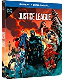 Justice League Steelbook Edition 2 Amazon Geek Mix Limited Edition Steelbook Bluray Region free (import)