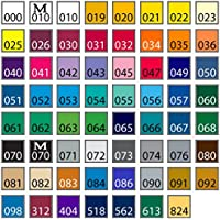 Oracal 651 Ultimate 5ft Length Assortment