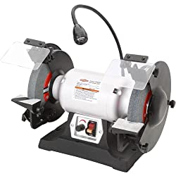 Shop Fox W1840 8-Inch Variable Speed Bench Grinder