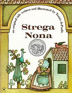 Book Cover: Strega Nona