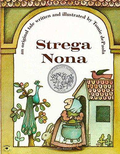Strega Nona [Tomie dePaola] (Tapa Blanda)