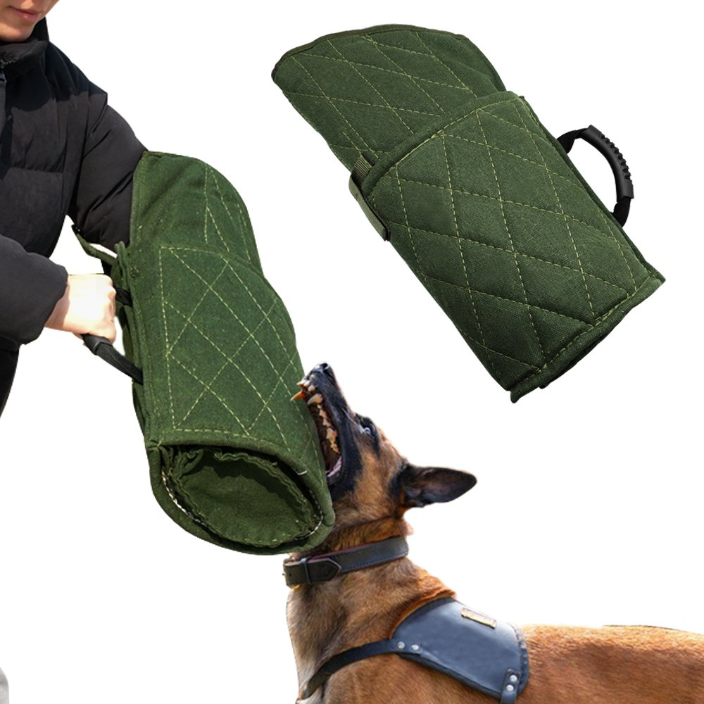 PET ARTIST Dog Biting Sleeve for Young Dogs Training for both left and right hand