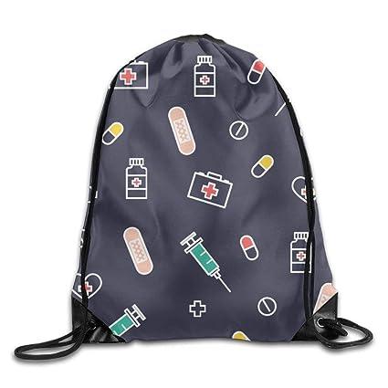 Anticso Rucksack Drawstring Bag 604db02da5e9f
