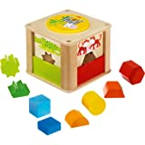 HABA 301701 Zoo Keeper Sorting Box